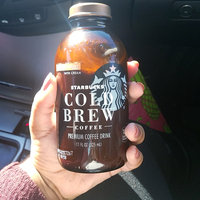 Starbucks® Cold Brew Cocoa & Honey with Cream Coffee Drink 11 fl. oz. Bottle uploaded by Brianna J.