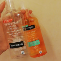 Neutrogena® Oil-Free Acne Wash uploaded by aisha b.