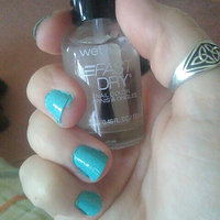 wet n wild Fast Dry Nail Color uploaded by Sarah B.