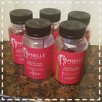 Mielle Healthy Hair Gummy Adult Vitamins - 60ct uploaded by Justine G.