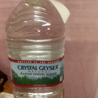Crystal Geyser Natural Alpine Spring Water uploaded by brea b.