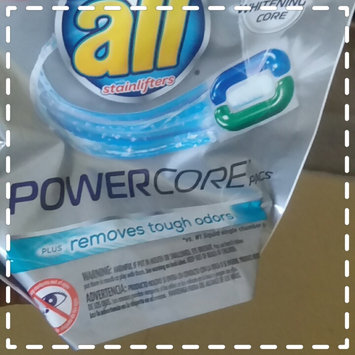 Photo of All® with Stainlifters PowerCore™ Pacs Super Concentrated Laundry Detergent 14 ct Bag uploaded by brea b.