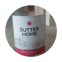 Sutter Home White Merlot uploaded by brea b.