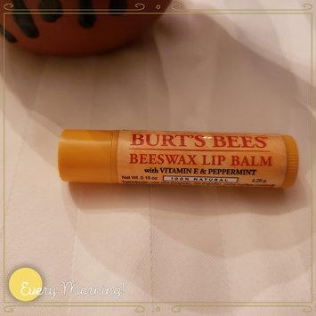 Photo of Burt's Bees Beeswax Lip Balm uploaded by Sonya Z.