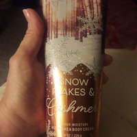 Bath & Body Works Signature Collection SNOWFLAKES & CASHMERE Ultra Shea Body Cream uploaded by Teresa J.