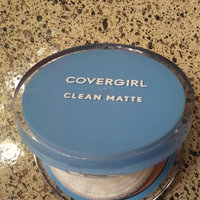 COVERGIRL Clean Pressed Powder uploaded by Susan C.