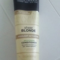 John Frieda® Sheer Blonde Highlight Activating Brightening Conditioner Lighter Blondes uploaded by luzmarygarridohotmailcom G.