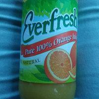 Everfresh Orange Juice 32oz uploaded by savanna s.