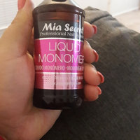 Mia Secret Liquid Monomer - Professional Acrylic Nail System 4 Oz Made In Usa uploaded by Christen H.