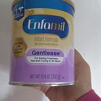 Enfamil™ PREMIUM Gentlease® Milk-Based Formula, for Fussiness, Gas, and Crying, Powder uploaded by Brittany T.