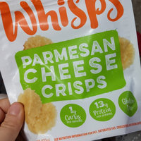 Cello 2.12 oz. Whisps Pure Parmesan Cheese Crisps - Case Of 12 uploaded by Kailey R.