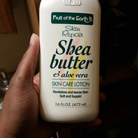 Fruit Of The Earth Shea Butter And Aloe Vera Lotion - 16 Fl Oz (473 Ml) uploaded by nelisa b.
