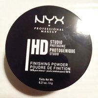 NYX Studio Finishing Powder uploaded by Samantha M.