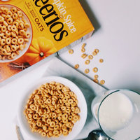 Cheerios Pumpkin Spice Cereal uploaded by Rochelle R.
