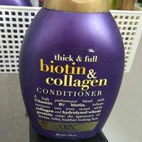 OGX® Biotin & Collagen Conditioner uploaded by Josvane R.