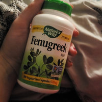 Nature's Way Fenugreek Seed 610mg Capsules - 100 CT uploaded by Mirzana S.