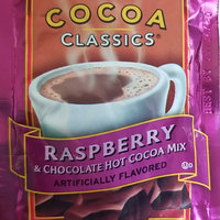 Land O'Lakes Raspberry & Chocolate Hot Cocoa Mix uploaded by naf C.