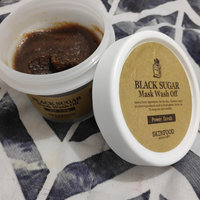 SKINFOOD Black Sugar Mask Wash Off uploaded by Yulia A.