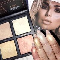 Huda Beauty 3D Highlighter Palette uploaded by Rossella R.