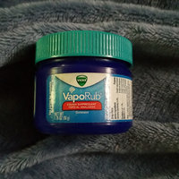 Vicks® VapoRub™ Topical Cough Suppressant uploaded by Betty E.