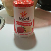 Yoplait® Original Strawberry Banana Yogurt uploaded by Brooke J.