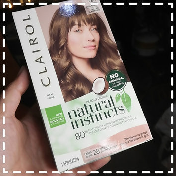 Photo of Clairol Natural Instincts Haircolor uploaded by Melissa M.