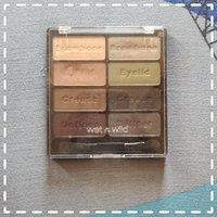 wet n wild ColorIcon Eyeshadow Collection uploaded by Pooja O.