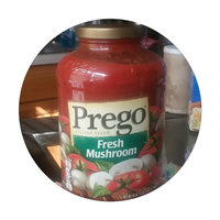 Prego® Fresh Mushroom Pasta Sauce uploaded by brea b.