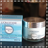 L'Occitane Aqua Reotier Ultra Thirst Quenching Cream Moisturizer uploaded by Rochelle V.