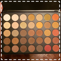 Morphe 35OM Nature Glow Matte Eyeshadow Palette uploaded by Brittany H.