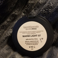 bareMinerals barePRO® Performance Wear Pressed Powder Foundation uploaded by Heather G.