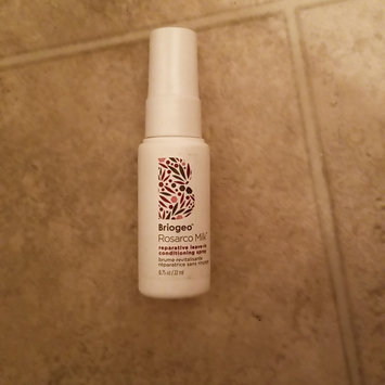 Photo of Briogeo Rosarco Milk Reparative Leave-In Conditioning Spray uploaded by Moriah O.