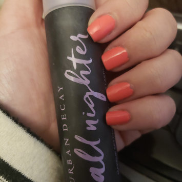 Photo of Urban Decay All Nighter Long-Lasting Makeup Setting Spray uploaded by Brandy B.