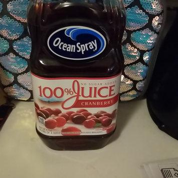 Photo of Ocean Spray 100% Juice Cranberry uploaded by Ja-Nee🌻 R.