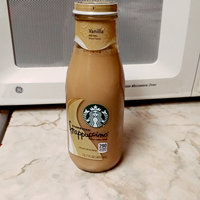 STARBUCKS® Bottled Vanilla Frappuccino® Coffee Drink uploaded by Darlisha S.
