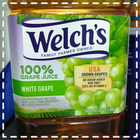 Welch's® 100% White Grape Juice uploaded by Leslie O.