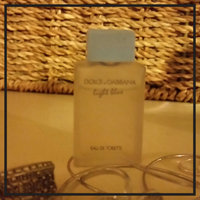 Dolce & Gabbana Light Blue Eau De Toilette uploaded by sarahnjoey J.