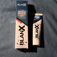 Blanx 75ml White Shock Toothpaste uploaded by amnah a.