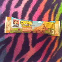 Quaker® 25% Less Sugar* Chewy Granola Bars Peanut Butter Chocolate Chip uploaded by D'sherlna R.