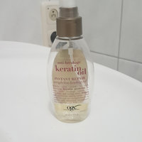 OGX® Keratin Oil Instant Repair Weightless Healing Oil uploaded by Retno G.