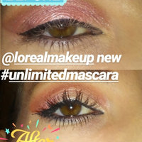 L'Oreal® Paris UNLIMITED Lash Lifting and Lengthening Waterproof Mascara Blackest Black uploaded by Chassidy P.