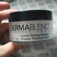 Dermablend Banana Powder Illuminating Loose Setting Powder uploaded by Monica p.