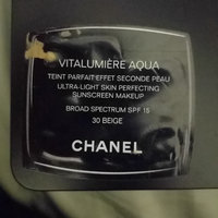 CHANEL Perfection Lumière Velvet Smooth-Effect Makeup Broad Spectrum SPF 15 Sunscreen uploaded by Alexa W.