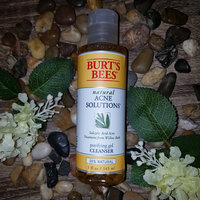 Burt's Bees Natural Acne Solutions Purifying Gel Cleanser uploaded by marie A.