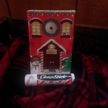 Photo of Chapstick Candy Cane Lip Balms, Peppermint, 0.15 Ounce (Pack of 6) uploaded by Laklyn h.