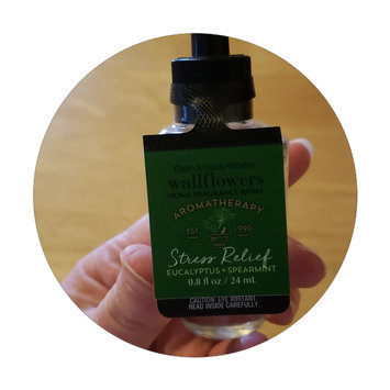 Photo of (2) Bath&body Works Aromatherapy Stress Relief Wallflowers Fragrance Refill Bulb uploaded by Stacey P.