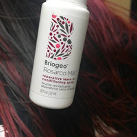 Briogeo Rosarco Milk Reparative Leave-In Conditioning Spray uploaded by Marilyn G.