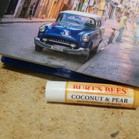 Burt's Bees Coconut & Pear Lip Balm uploaded by Derek S.