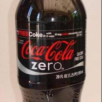 Photo of Coca-Cola® Vanilla Zero uploaded by member-24847