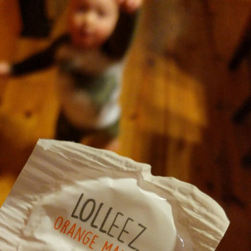 Photo of Lolleez Children's Organic Throat Soothing Pop - Multipack - 15ct uploaded by kristian c.